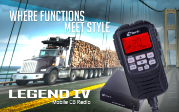 LEGEND IV - M-Tech CB Radio